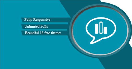 推荐5个WordPress最佳在线投票插件 Plugins 第6张
